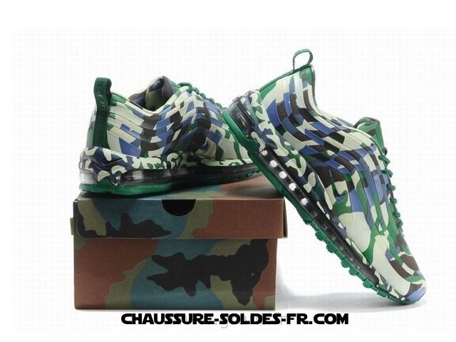 Nike Air Max 97 Italian Camouflage Runing Light Vert Homme Air Max 97 For Sale - Nike Air Max 97 Italian Camouflage Runing Light Vert Homme Air Max 97 For Sale-2