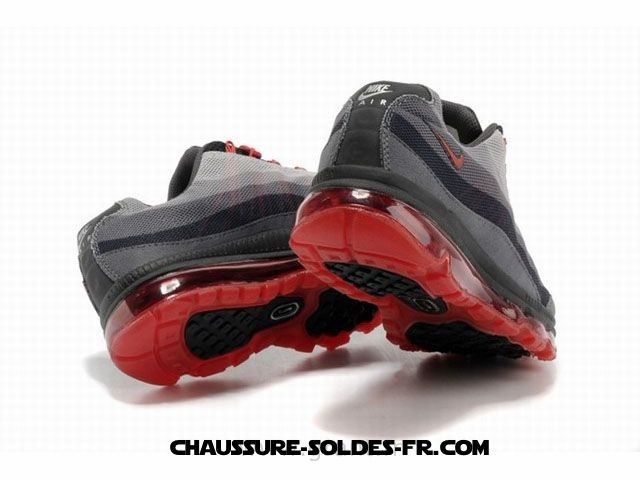 ... Nike Air Max 95 360 Wire Drawing Gris Rouge Homme Nike Air Max 2000 - Nike