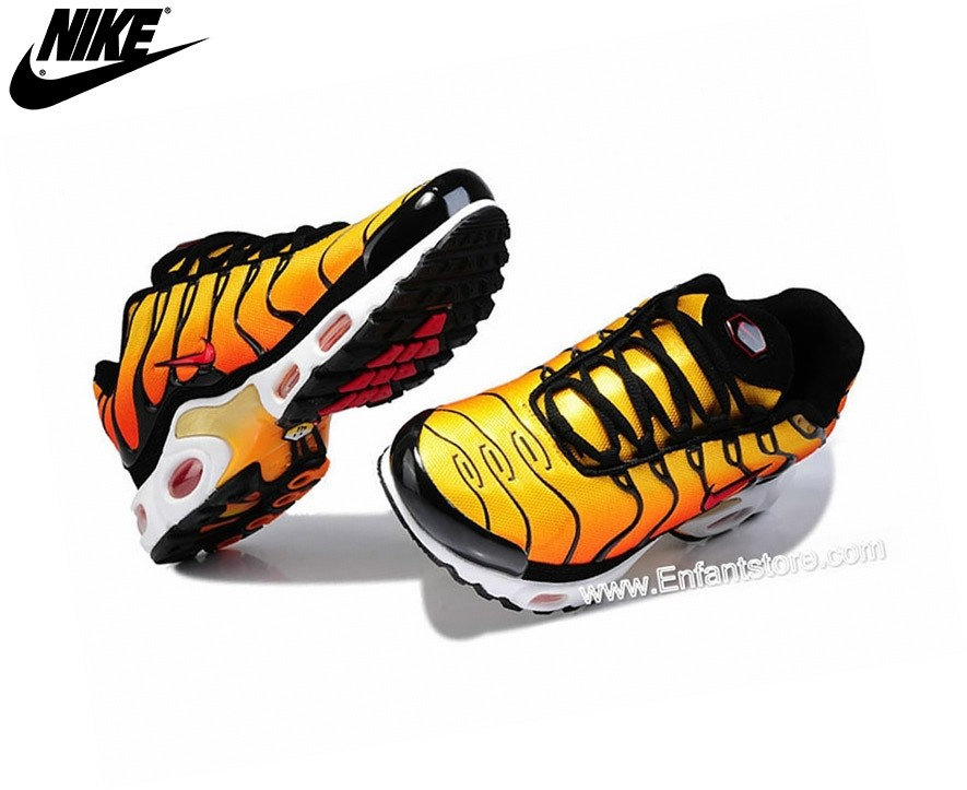 Nike Air Max Chaussures De Running Tn Requin/Tuned 1 Jaune 604133-780 - Nike Air Max Chaussures De Running Tn Requin/Tuned 1 Jaune 604133-780-1