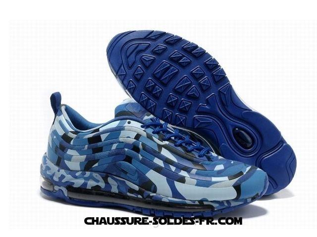 ... Nike Air Max 97 Italian Camouflage Runing Bleu Homme Air Max 97 Usatf - Nike Air ...