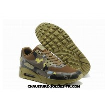 Nike Air Max 90 Hypfuse Sp Camo 2014 Hunter Vert Homme