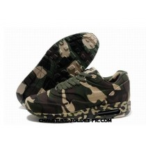 Nike Air Max 1 Releases Camo Army Vert Homme Air Max One Bleu