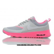 Nike Air Max Thea Femme Cool Gris/Rose Air Max Theae