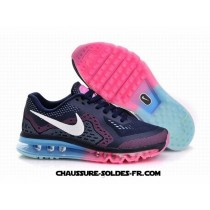 Nike Air Max 2014 Bleu Rose Femme Air Max 2014