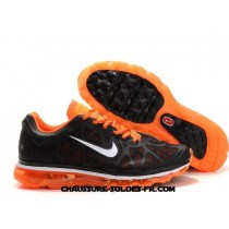 Nike Air Max 2011 Netty Noir Orange Homme Nike Air Max 90 Classic