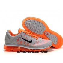 Nike Air Max 2011 Netty Orange Gris Homme Nike.Com Air Max