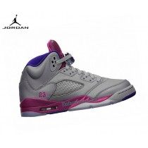 Nike Air Jordan 5/v Retro Gs Baskets Running 440892-009