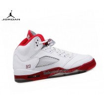 Run Chaussures Air Jordan 5/v Retro Gs Strawberry Splash 440892-101