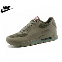 Nike Air Max 90 Trainers Homme Hyperfuse Usa Gris