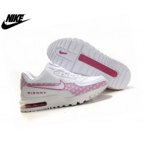 Nike Air Max Tld Sneakers Pour Fille Blanc/Pourpre Officiel Site