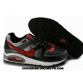 Nike Air Max Command Noir Rouge Homme Air Max Command