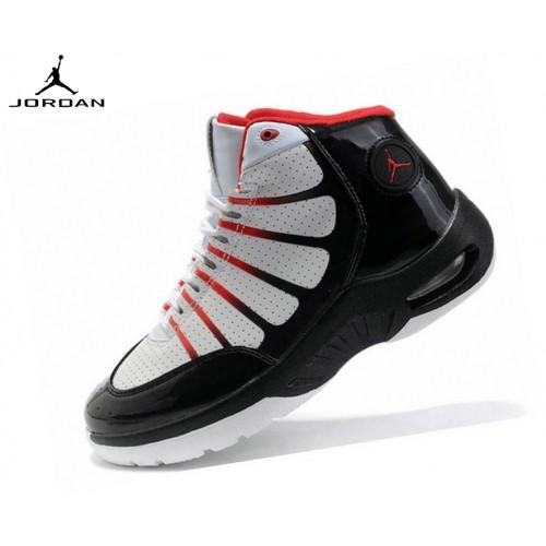 Jordan Play In These f Chaussures De Sport Pour Garçon Noir/Blanc 440894-101