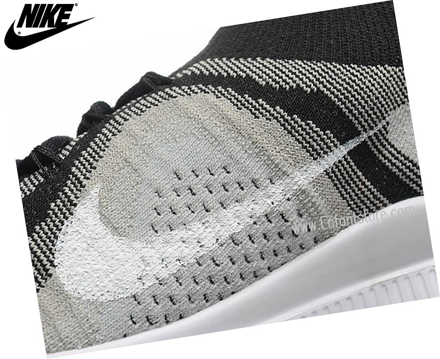 Nike Free Flyknit Chaussures Homme De Running Le Nike Free Black Dark Grey 615806-012 - Nike Free Flyknit Chaussures Homme De Running Le Nike Free Black Dark Grey 615806-012-4