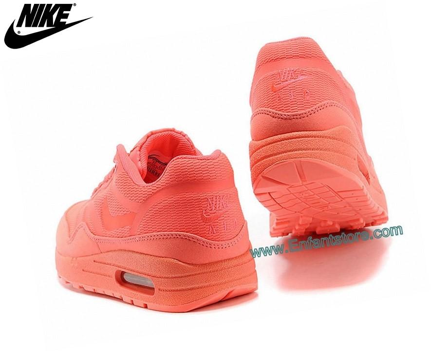 Nike Wmns Air Max 1 Baskets Pour Femme Prem Tape Gs Orange - Nike Wmns Air Max 1 Baskets Pour Femme Prem Tape Gs Orange-4