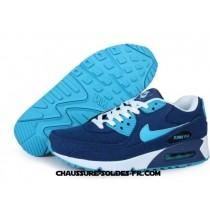 Nike Air Max 90 Bleu Bleu Homme Air Max 90s Ice