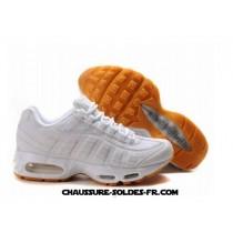 Nike Air Max 95 Homme Blanc Orange Homme Air Max 95 Black