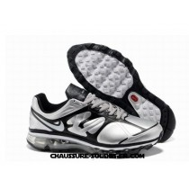 Nike Air Max 2012 Leather Sliver Noir Homme Nike Air Maxs