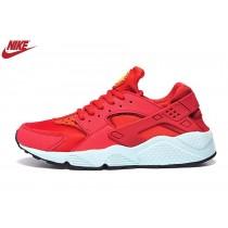 Homme Nike Air Huarache Rouge/Noir France