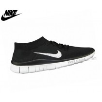 Nike Free Flyknit Chaussures Homme De Running Nike Site Black 615805-010
