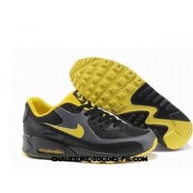 Nike Air Max 90 2013 Noir Jaune Homme Air Max 90 Latest