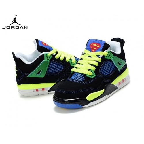 Air Jordan 4 Retro Chaussure De Running Pour Garçon